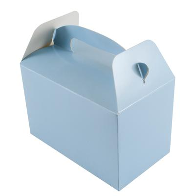 Oaktree Party Box 100mm x 154mm x 92mm 6pcs Lt. Blue No.25 - Accessories